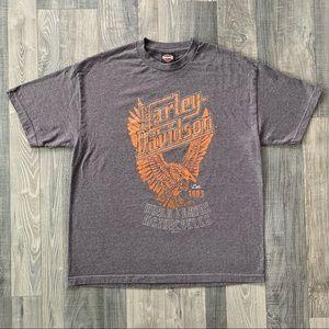 Harley Davidson Boston Massachusetts T-Shirt